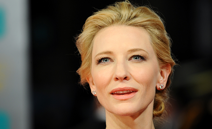 Cate Blanchett swears by Lucas' ointment. Photo: Getty