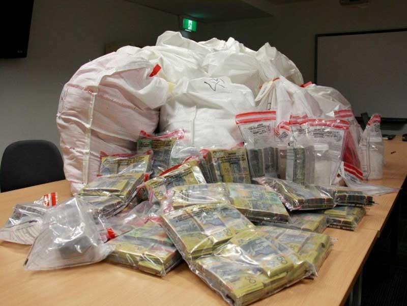 drug haul Perth