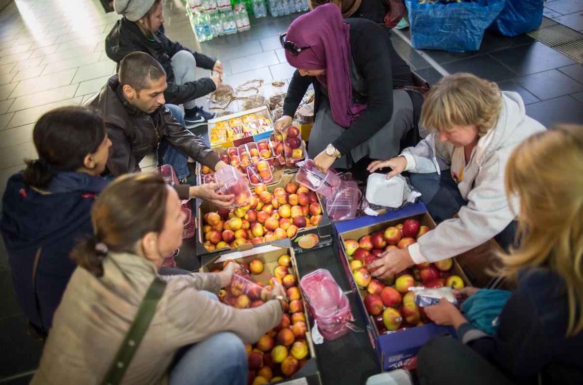 food-volunteers-germany