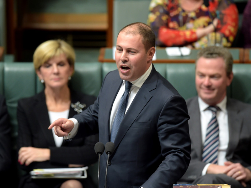 Mr Frydenberg says weekend rates cost business and ultimately jobs