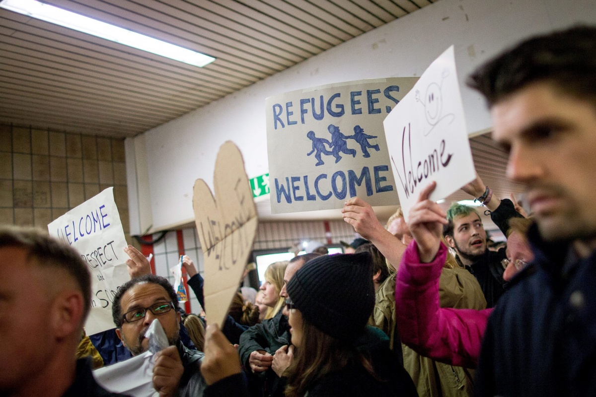 germany-welcomes-refugee