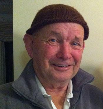 Kenny Handford was found dead on his 90th birthday.