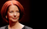 Julia Gillard Australia day