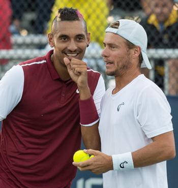 Hewitt says Kyrgios will Photo: Getty