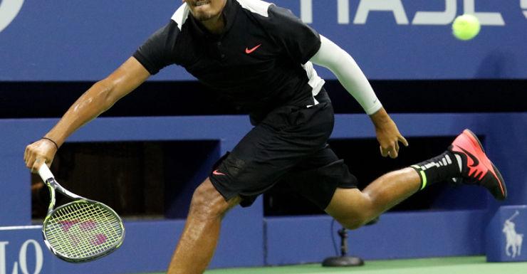 Scotsman Andy Murray won 7-5 6-3 4-6 6-1.