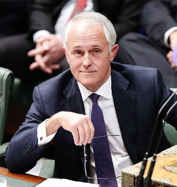 Malcolm Turnbull will announce his new cabinet on Monday.