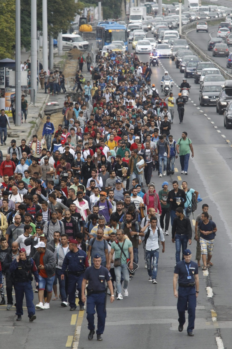 budapest european migrant crisis
