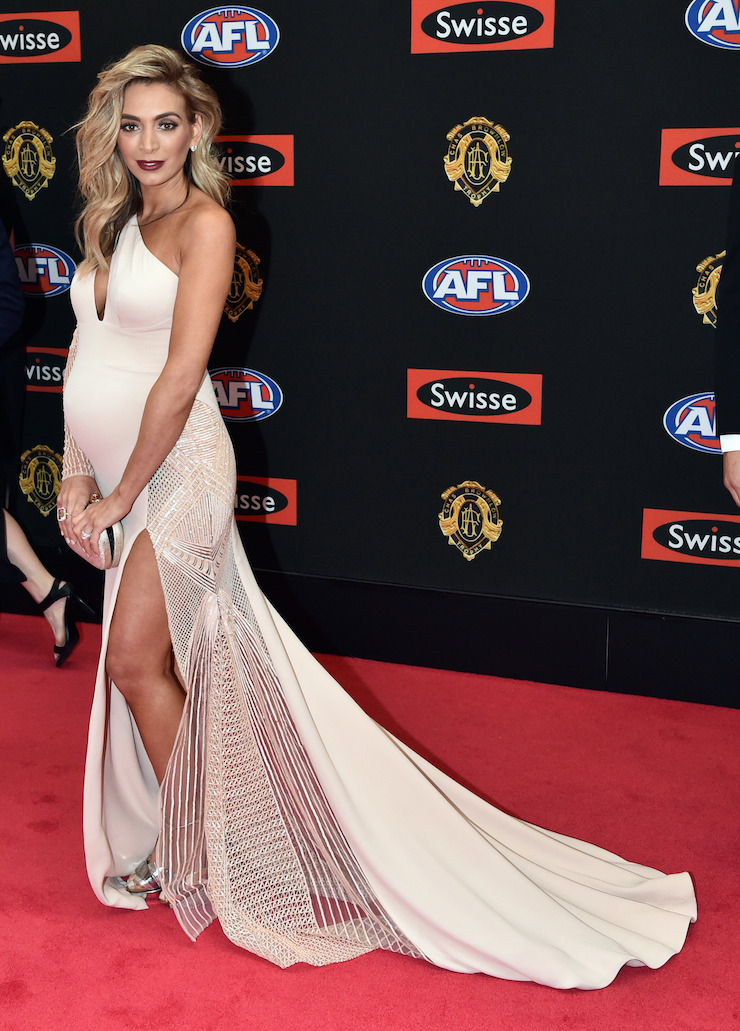 AFL BROWNLOW RED CARPET