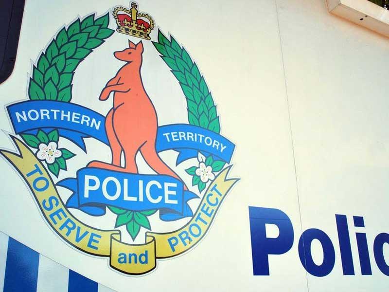 NT police logo