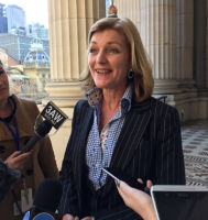 Sex Party MP Fiona Patten welcomes the new bill to be based on hers.