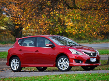 The Nissan Pulsar makes a surprising appearance on the list. Photo: AAP