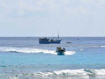 refugees christmas island