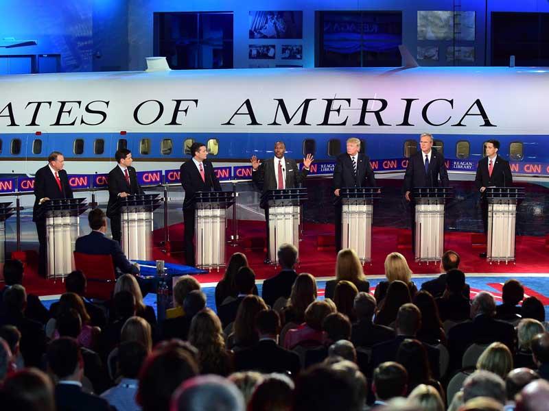 Republican CNN debate