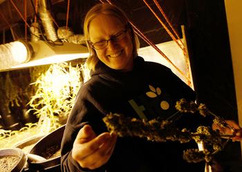 Marijuana tourism is sure to make you smile. And giggle. Photo: Getty
