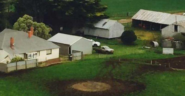 Springbank, Vic. Elderly man found dead
