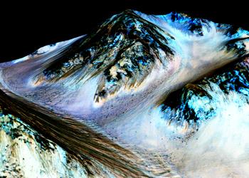 NASA streaks