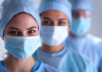 Female medical staff are twice as likely as men to be victims of sexual harassment. Photo: Shutterstock
