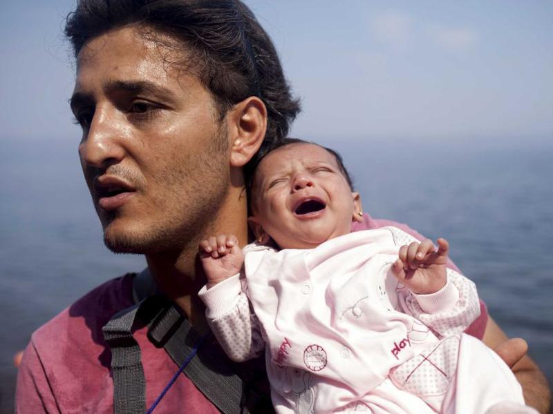 Reuters: Dimitris Michalakis