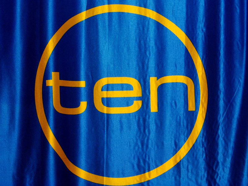 Foxtel tried to buy 15 per cent of network Ten in June.