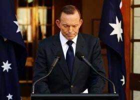 Tony Abbott final speech