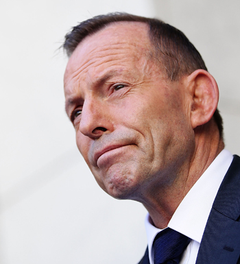 Mr Abbott was incensed with the episode at the time it aired. Photo: Getty