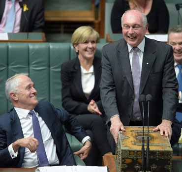 Nationals Leader Warren Truss is pleased with the deal.