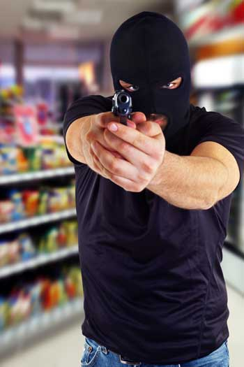 Violent crime and robberies are on the decline. So why is our jail population increasing? Photo: Shutterstock
