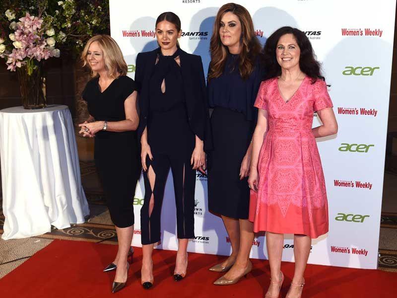 Aus Women's Weekly Women of the Future