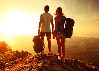 young travellers shutterstock