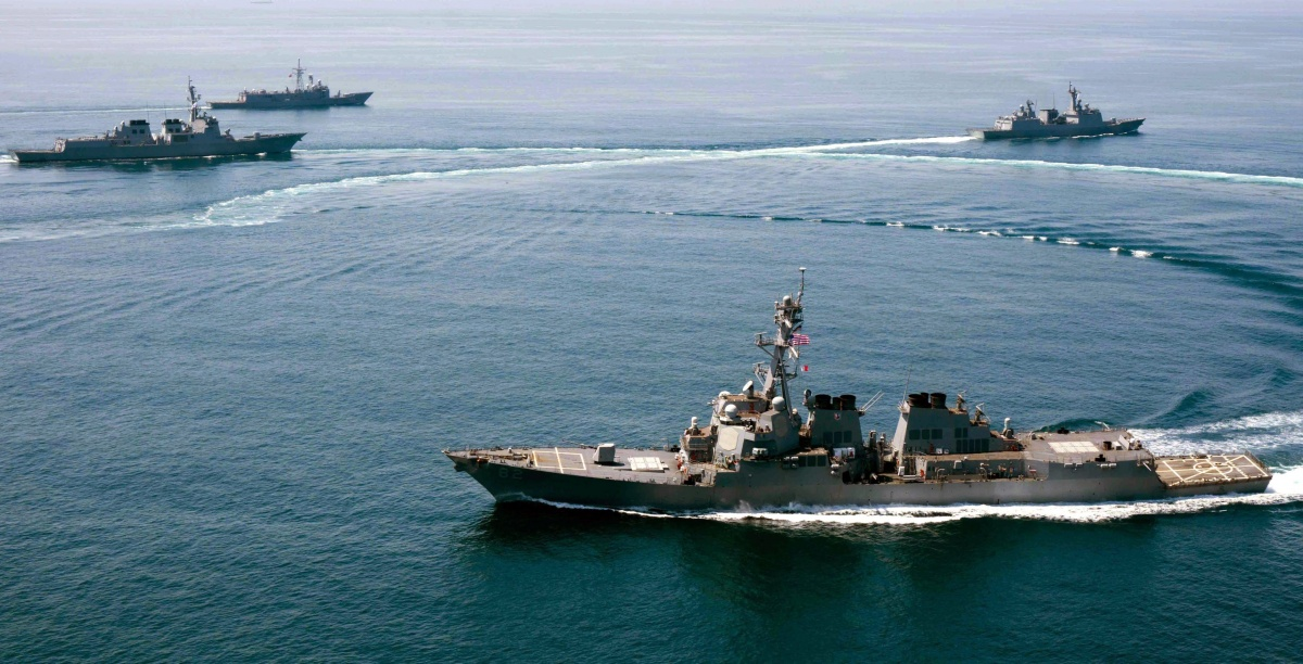 China navy south china sea