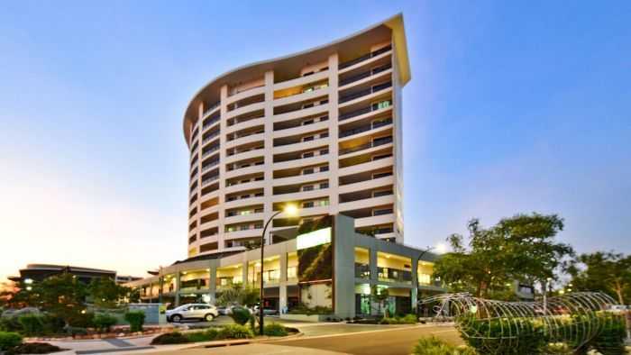 The Avenue apartment development, a project of the Osborne Family Holdings company in Darwin.