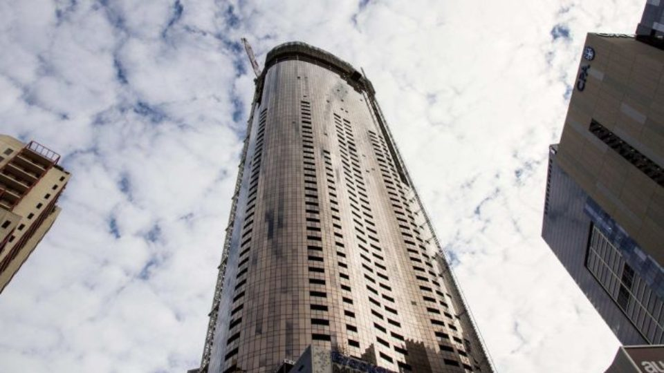 Sydney apartment tower Prima pearl