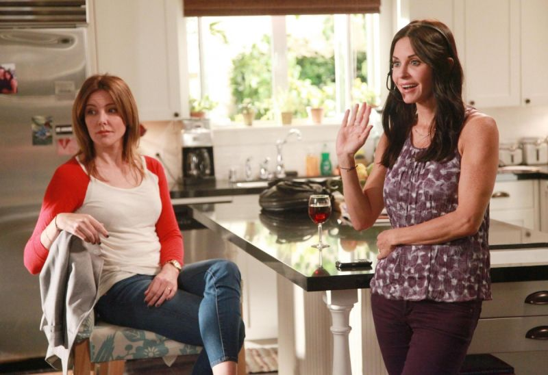 'Cougar Town' succeeded thanks to heavy promotion.