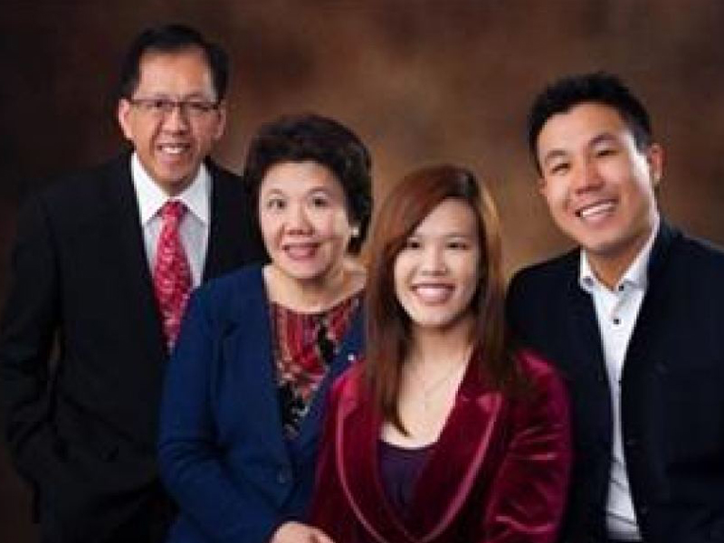Curtis Cheng, left, and family. 6825424-3x2-940x627