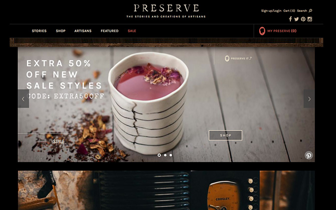 Preserve-website-0110-thenewdaily