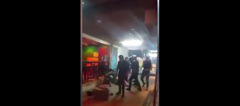 aussies attacked nighctlub thailand
