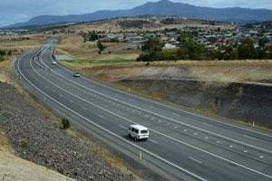 ABC, Tasmania Midland Highway