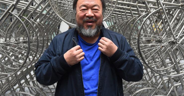 ai weiwei dissident artist china
