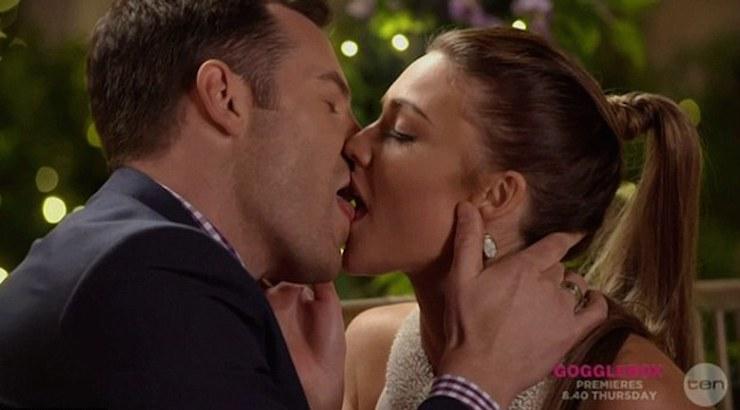 bachelorette kiss