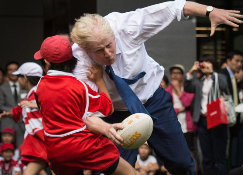 AAP boris johnson