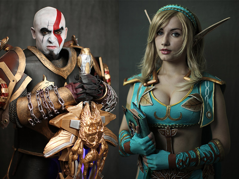 New York Comic Con The Best Cosplay Costumes The New Daily