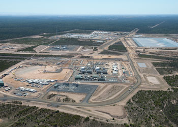 'Ruby Jo' Coal Seam Gas Central Processing Plant & Field Compression Station