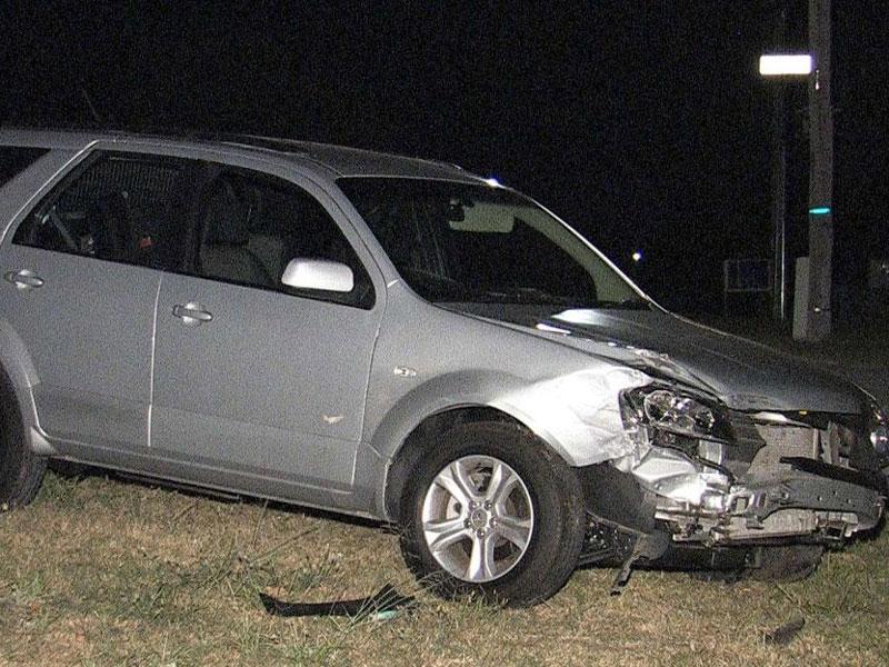 four wheel drive crash Perth