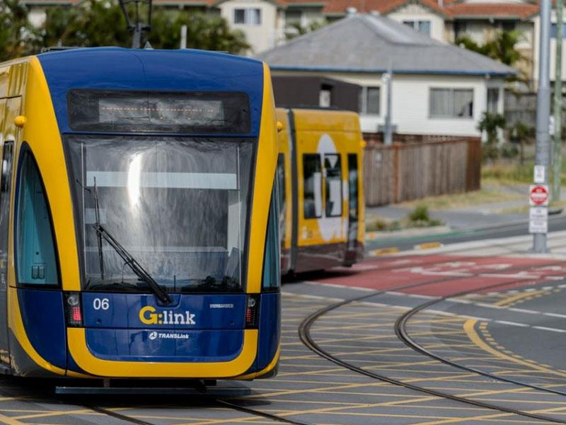 Gold Coast trams