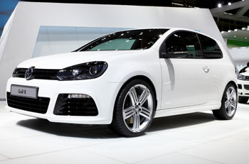 Small change: the Golf R sells for $58,990 in Australia. Photo: Getty