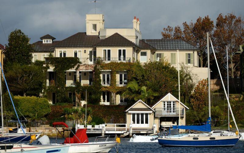 Sydney mansion Altona