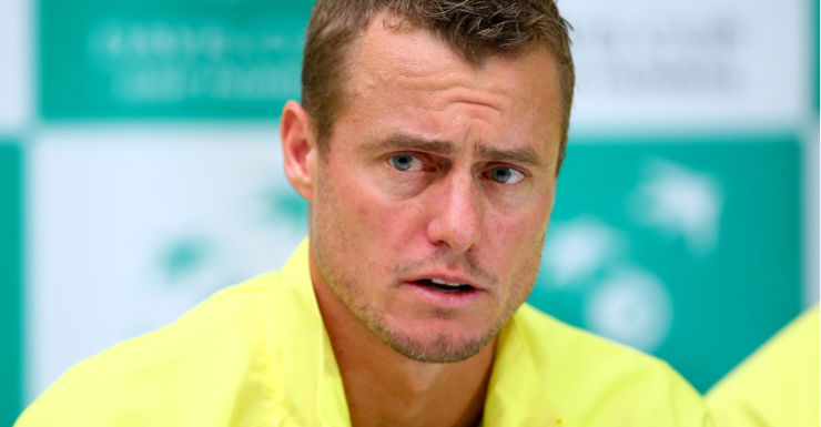 Hewitt is tipped to lead the Davis Cup team.