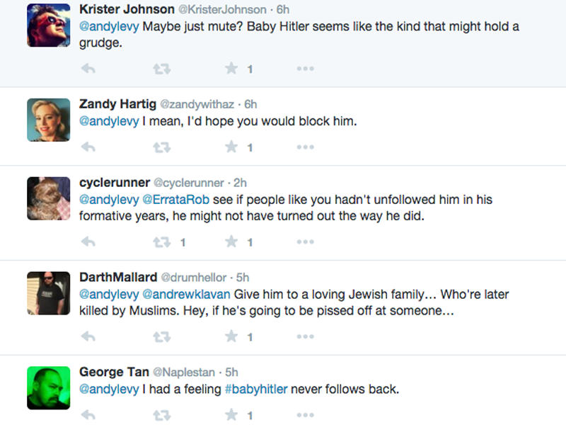 hitler tweets 2 Screen Shot 2015-10-24 at 12.01.20 pm