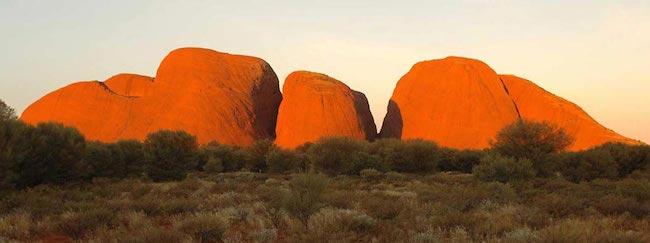 Uluru-Kata Tjuta National Park.