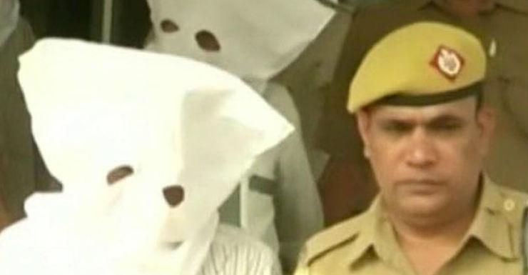 New Delhi rape suspects